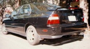 Highlight for Album: 1995 Honda Accord EX-L