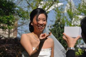 Highlight for Album: Our Wedding Weekend! May 1, 2010